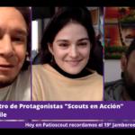 La emoción del reencuentro: «Scouts en Acción» recuerdan el 19ºWSJ de Chile