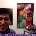 Mario Gómez, pintor: «Tengo el deber moral de mostrar el lado hermoso de la vida»