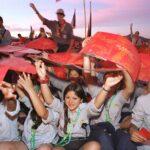 Recuerdos inmortales del 19° Jamboree Scout Mundial de Chile 1999